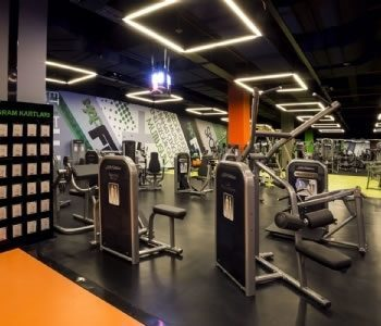 Macfit Zorlu Center Uniq