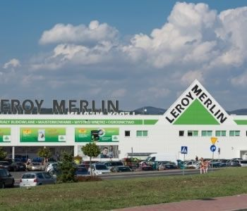Leroy Merlin Shopping Center / St. Petersburg